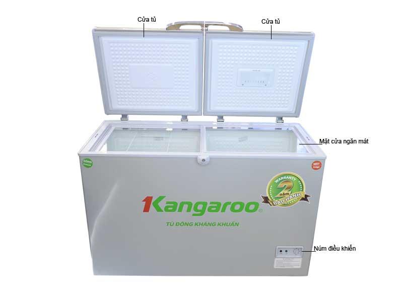 Tủ Đông KANGAROO KG388VC2