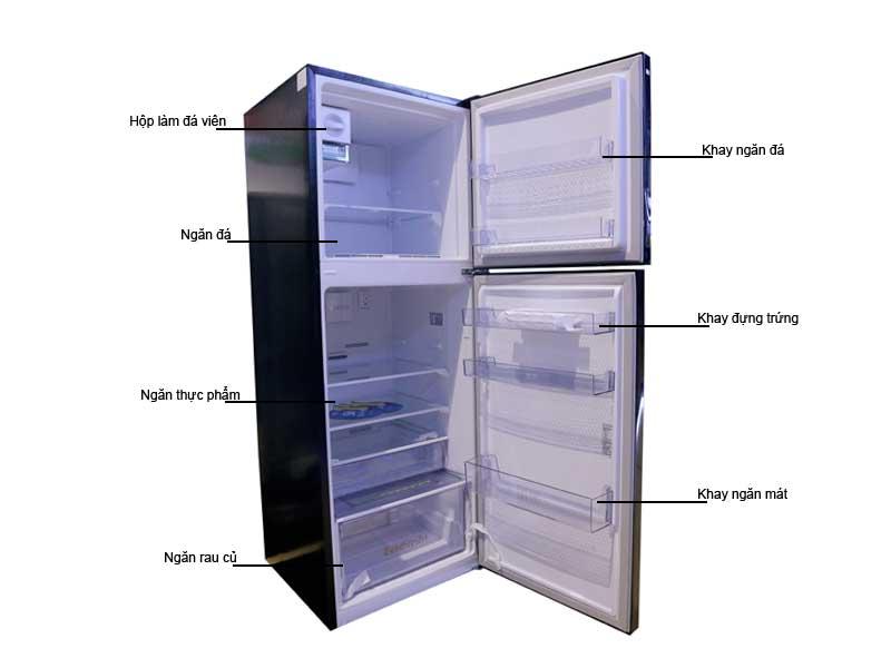 Tủ Lạnh Beko RDNT340I50VZWB