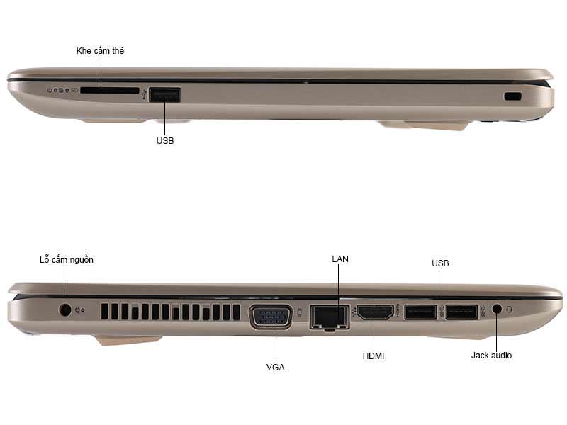 Laptop HP14-bs563TU