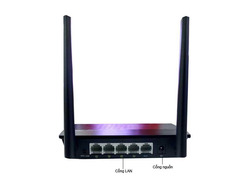 Bộ Phát Sóng Wifi ASUS RT-N12