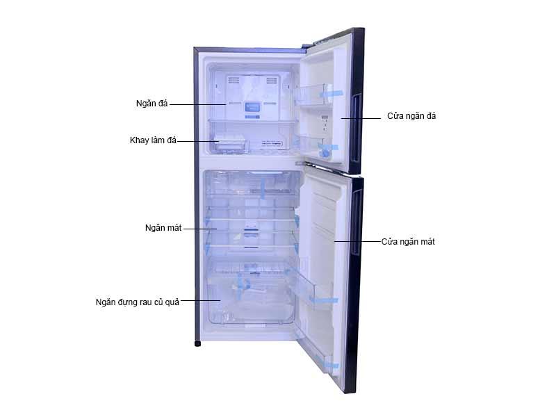 Tủ Lạnh Electrolux ETB2102BG - 231L Inverter