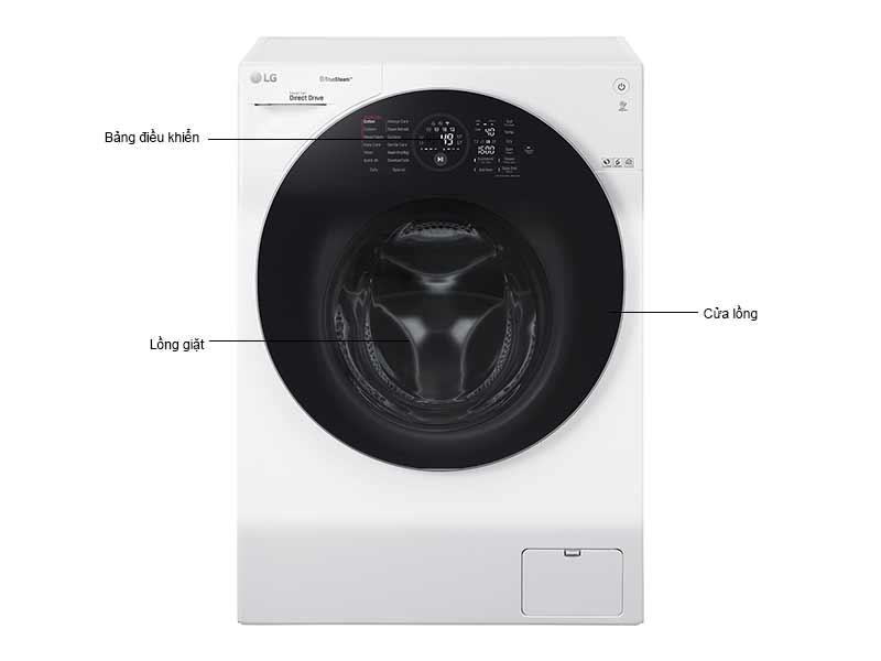 Máy Giặt LG TWINWash FG1405S3W Loại 10.5kg