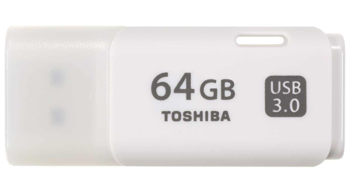 USB Toshiba dung lượng lớn, độ bền cao