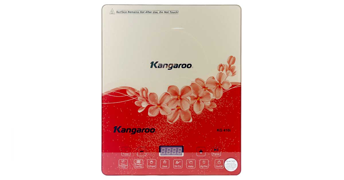 Bếp từ kangaroo thiết kế hiện đại