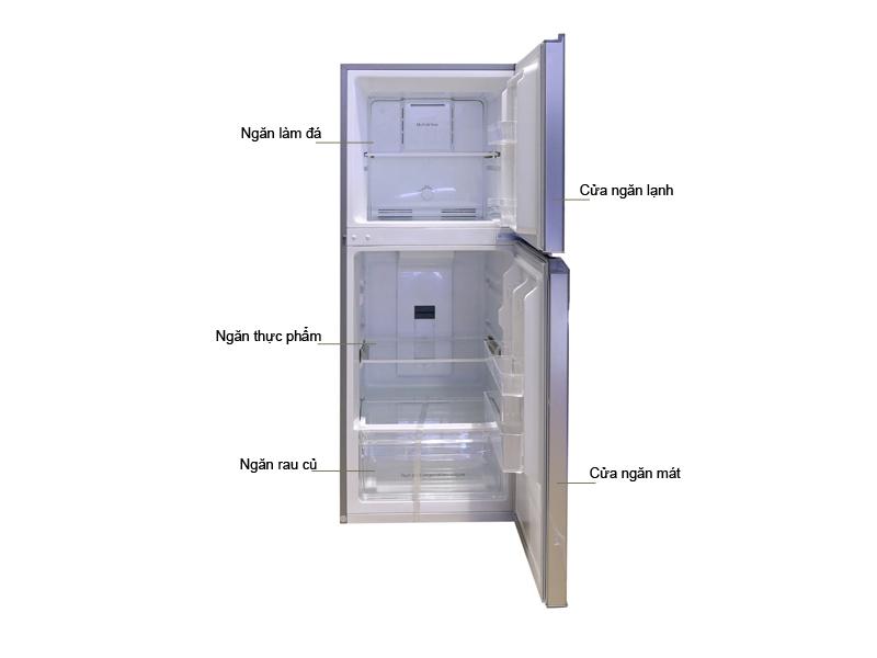 Tủ Lạnh Midea MRD-255FWEIS