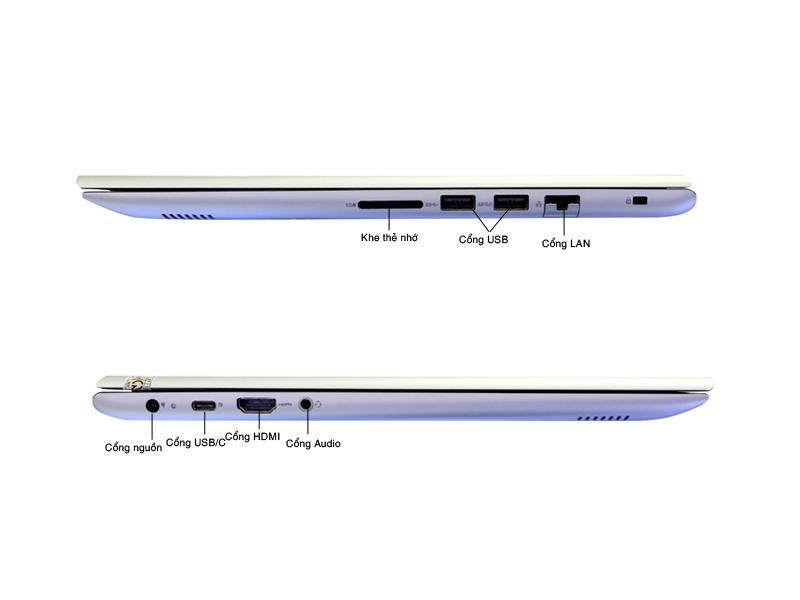 Laptop Dell Vostro V5471- VTI5207W-Silver