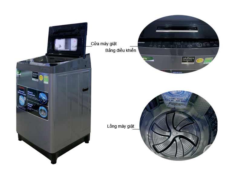 Máy Giặt Toshiba AW-DUH1100GV 10 kg