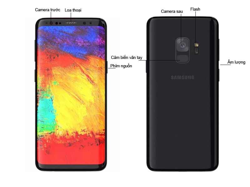 Samsung Galaxy S9 Đen