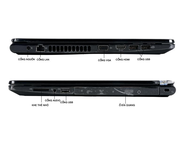 Laptop Dell Vostro 3568 V3568-VTI35027