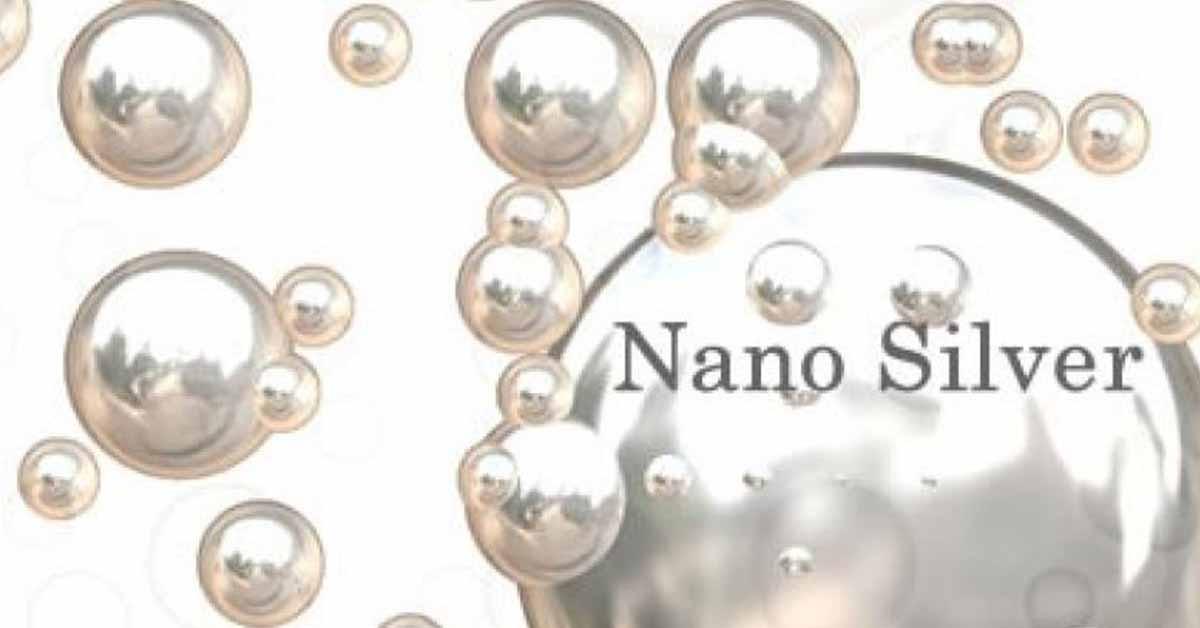 Tinh chất Nano bạc