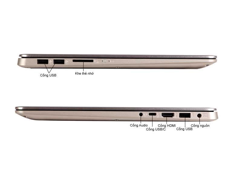 Laptop Asus S510UA-BQ222T Core I3-8130U