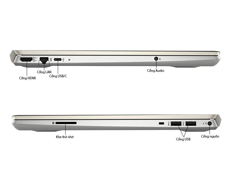 Laptop HP Pavilion 15-cs2059TX 6YZ07PA Core i7-8565U
