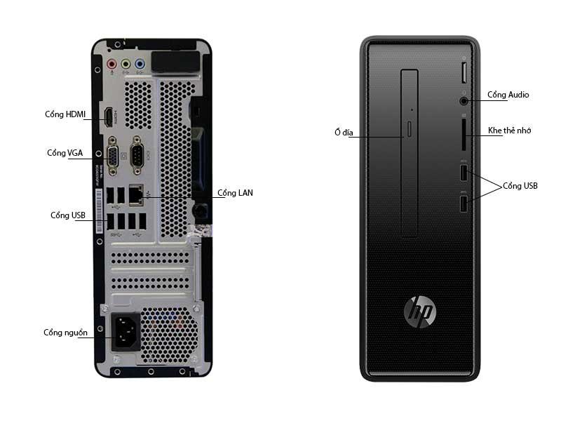 Máy Tính Để Bàn HP 290-p0110d (6DV51AA) Core i3-9100