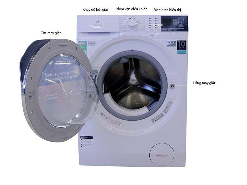 Máy Giặt Inverter Electrolux EWF1024BDWA 10kg
