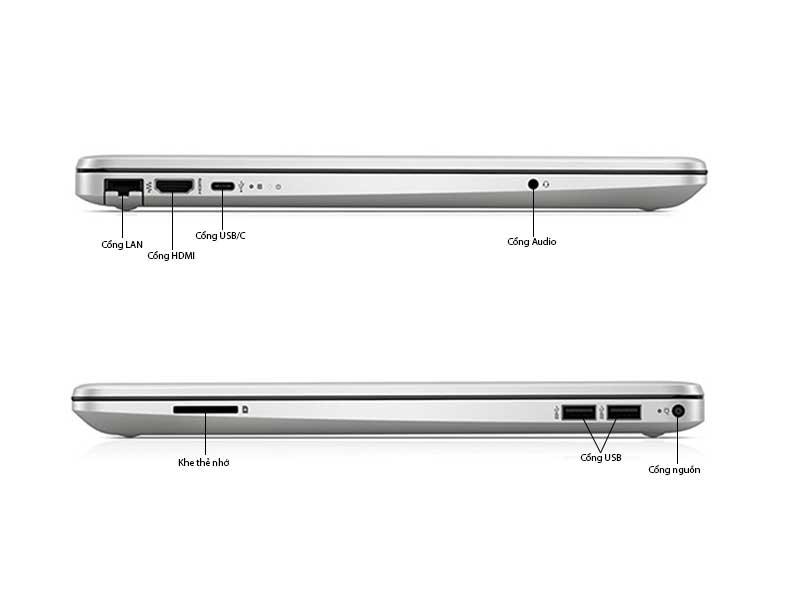 Laptop HP 15s-du0059TU Pentium N5000 (6ZF65PA)