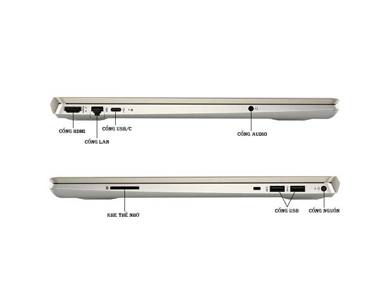 Laptop HP Pavilion 15-cs3063TX Core i7-1065G7
