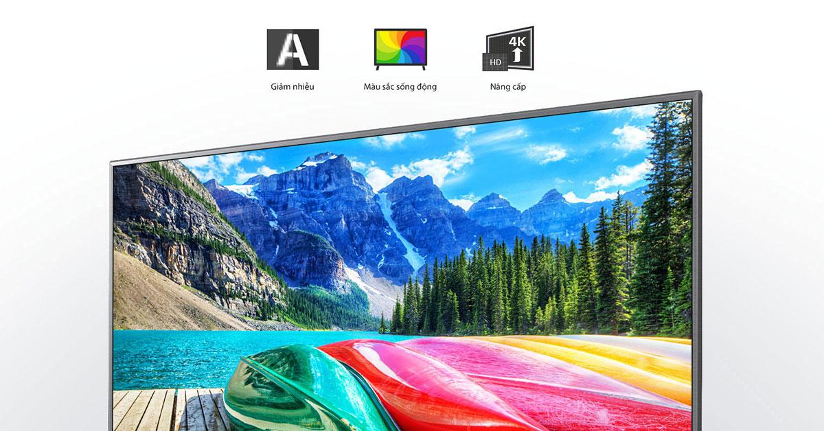 Smart Tivi LG 4K 65 inch ( 65UN7400PTA ) ThinQ AI Mới 2020, 65un7400, Tivi LG 65un7400, Bán tivi 65un7400 ở đâu hà nội, Mua tivi 65un7400 ở đâu, tivi