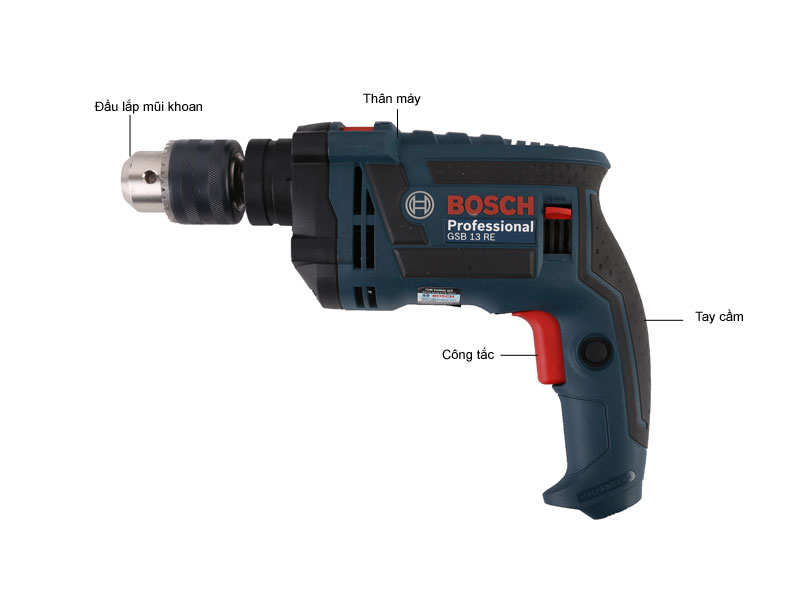 Máy khoan Bosch GSB13RE